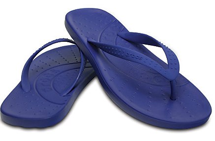 Get the Crocs Chawaii Flip for
