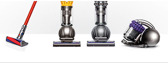 Save 25% on Dyson Machines