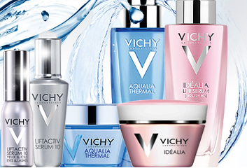 Vichy buy any 3 for 2