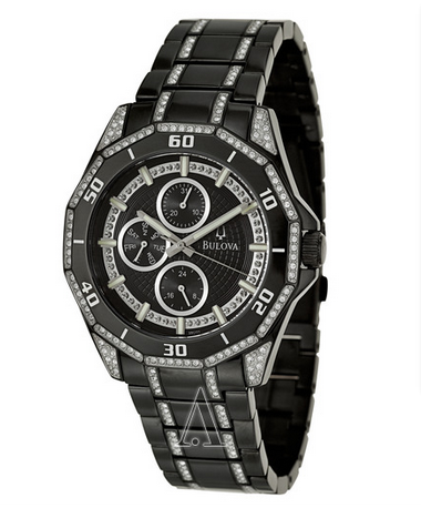 Bulova Men's Watch only $109