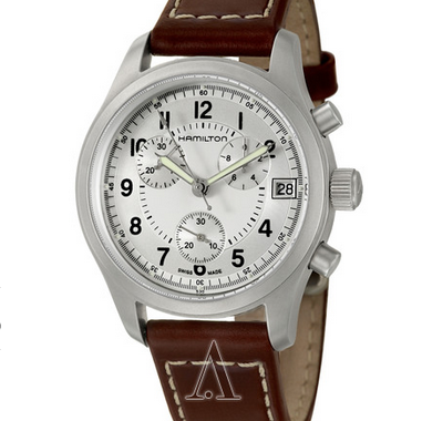 Hamilton Men's Watch: $199