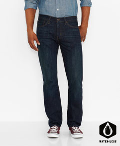 514™ STRAIGHT FIT - 30% OFF