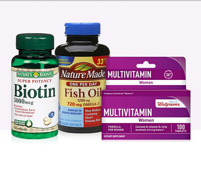 Up to 50% OFF Vitamins