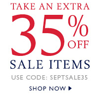 TAKE AN EXTRA 35% OFF SALES