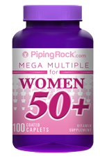 10% off Women's Vitamins