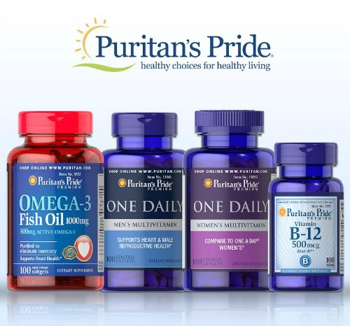 21% Off Any Puritan's Pride