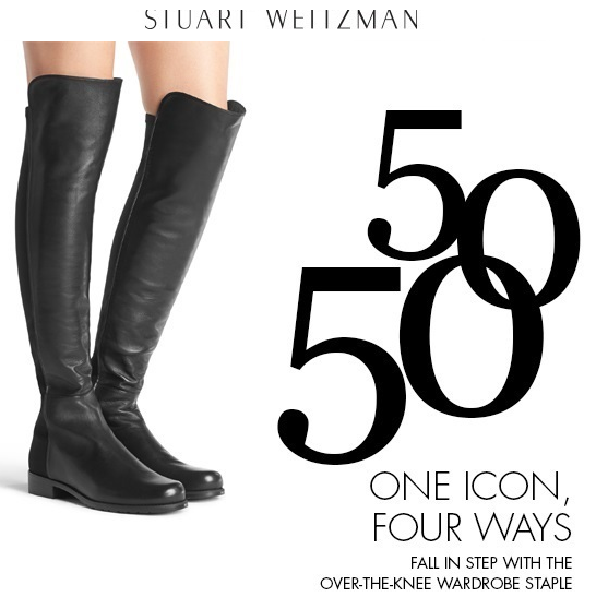 THE 5050 BOOT-$655