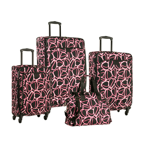 4 Piece Luggage Set $363.97