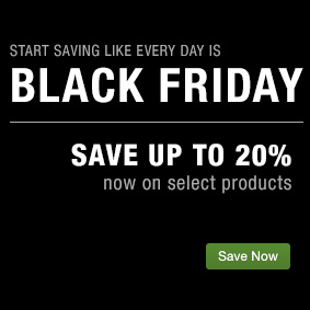 Save up to 20% on select items
