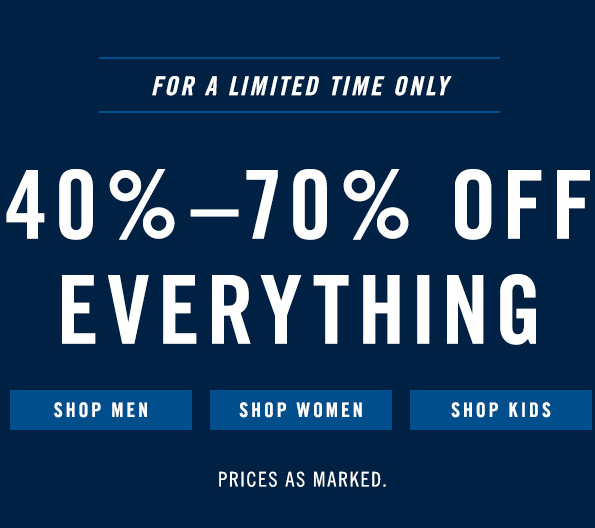 up to 70% off + 30% off