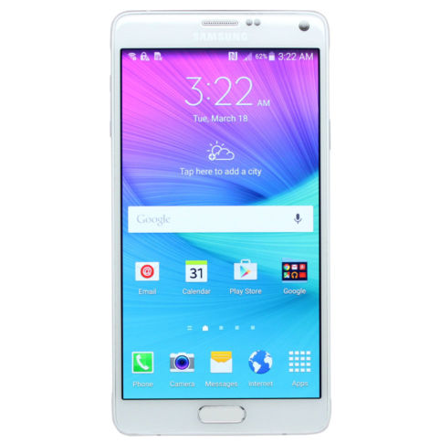Galaxy Note 4 60% off