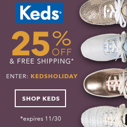 25% Off Keds Orders