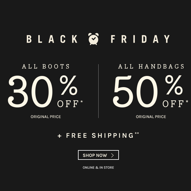 30% off Boots orig price