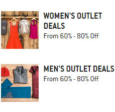 Shop The Outlet- up to 80%