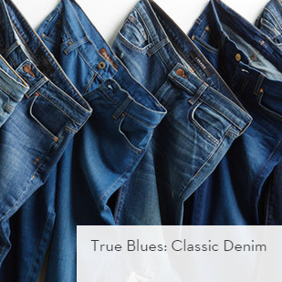 true blues denim essentials