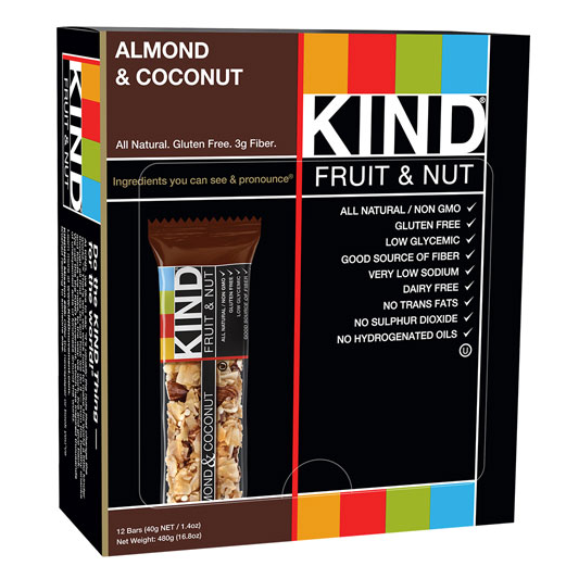 FREE box of KIND bars