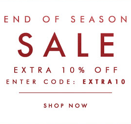 EXTRA 10% OFF THE SALE