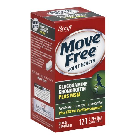 Buy 1 Get 1 FREE on Move Free
