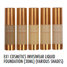 Save 20% on EX1 Cosmetics