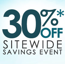 30% Off & FREE Gift Spring