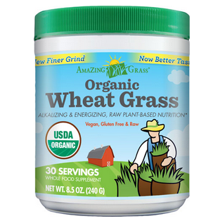 $5 off $40 Amazing Grass