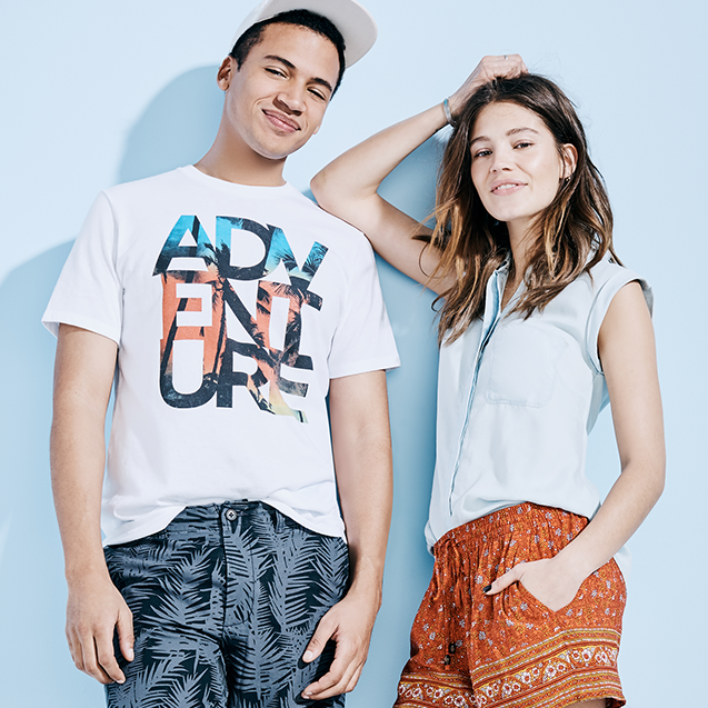 25% off Old Navy merchandise.