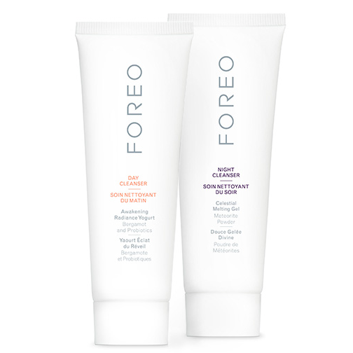 Free day & night cleansers