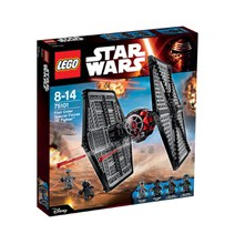 Spend $65, save $6.50 on LEGO