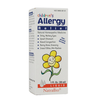 Children's Allergy Relief$6.19
