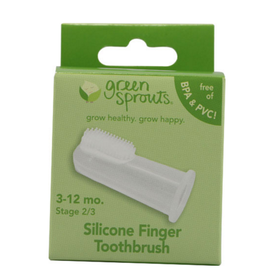 Silicone Finger Toothbrush