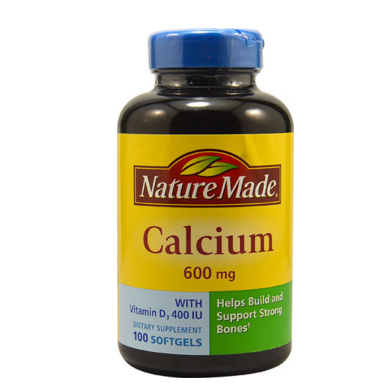Nature Made Calcium $9.89