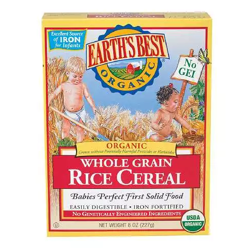 Whole Grain Rice Cereal $2.94
