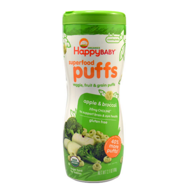 Organic Superfood Puffs $2.89