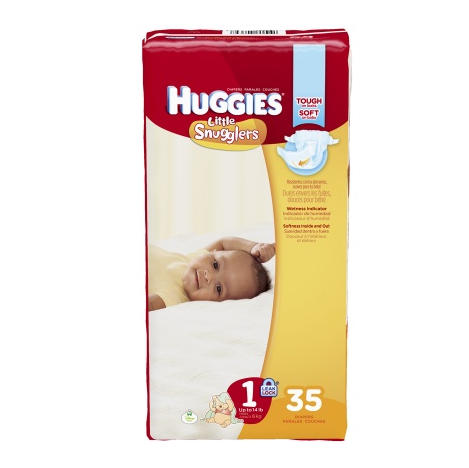 Get 2 for $17 Huggies