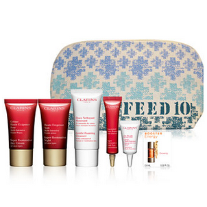 Clarins Free 7-pc Gift