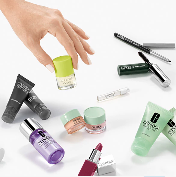 4 Free Minis with any $35
