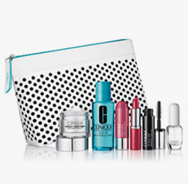 Receive a 7-piece gift set*