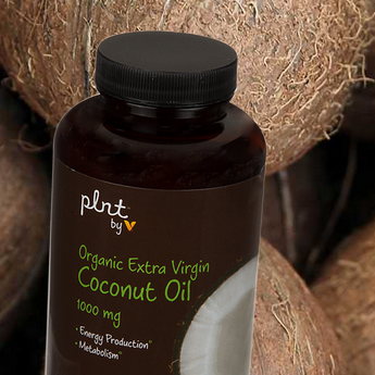 Save 15% off PLNT Coconut Oils