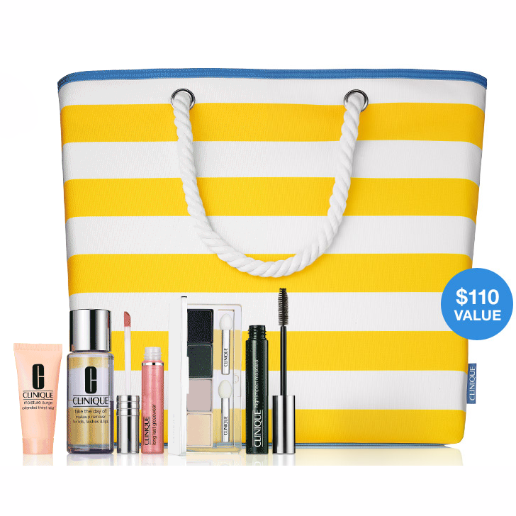 Enjoy a 6-piece Summer Kit