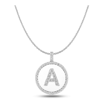 50% Off on Initial Pendants