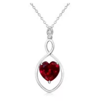 Extra 15% off Ruby Jewelry