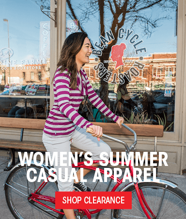 Summer Clearance Blowout.