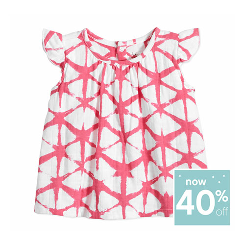 40% off Muslin Clothing Sale !