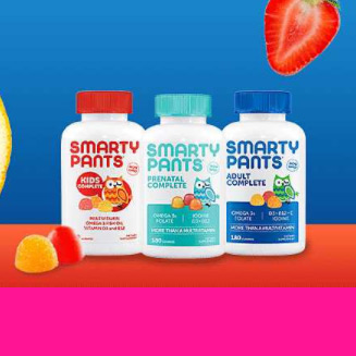 Get 50% Off Smarty Pants