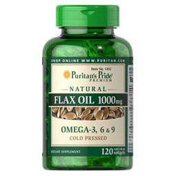 Flaxseed Oil Supplements Sale