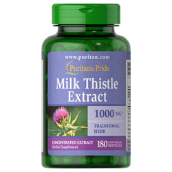20% Off Milk Thistle Products