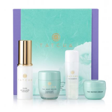 NORMAL TO OILY SKIN set $59