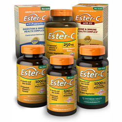 Extra 15% Off Select Ester C