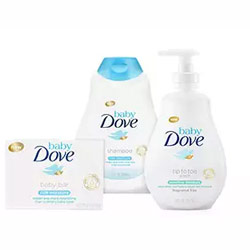 BOGO 50% Off Select Dove Baby