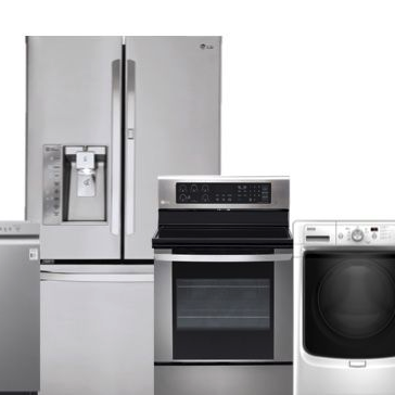 Up To 50% OFF Select Appliance